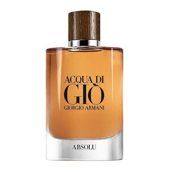 Perfume Giorgio Armani Acqua Di Gio Absolu Masculino EDP 125ML