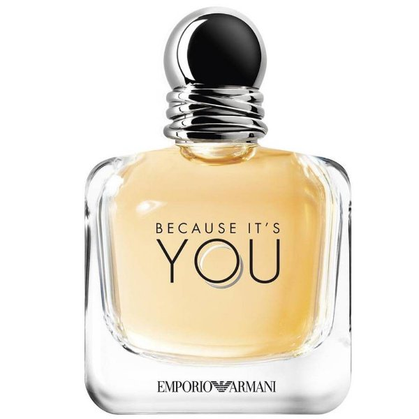 Perfume Giorgio Armani Emporio Armani Because It's You Feminino EDP 100ML