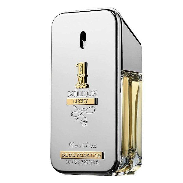 Perfume Paco Rabanne 1 Million Lucky Masculino EDT 050ml