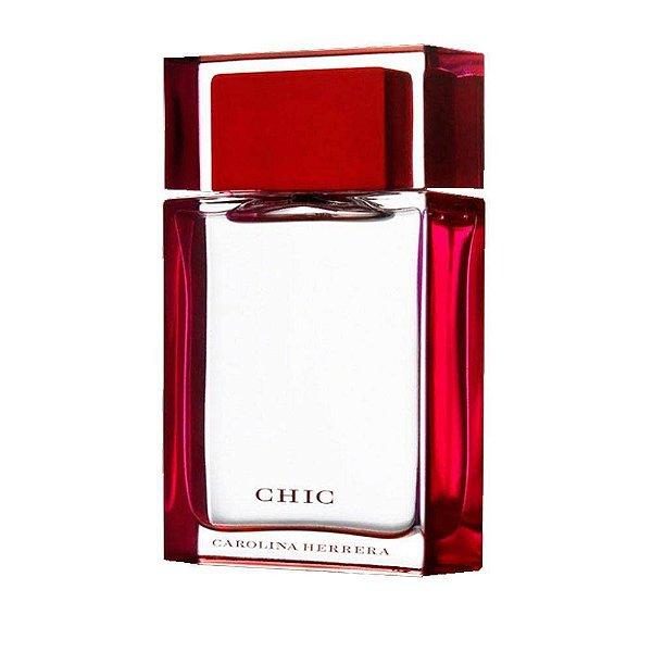 Perfume Carolina Herrera Chic feminino EDP 80ML