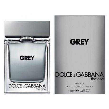Perfume Dolce & Gabbana The One Grey Intense Masculino EDT 100ML