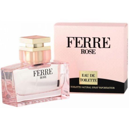 Perfume Gianfranco Ferre Rose Feminino EDT 100ML
