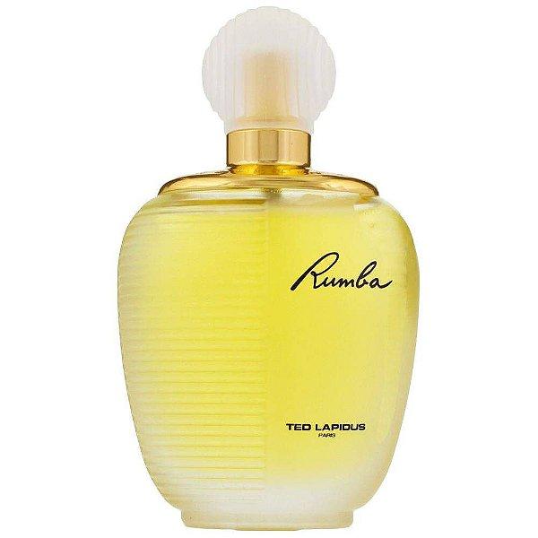 Perfume Ted Lapidus Rumba Feminino EDT 100ML