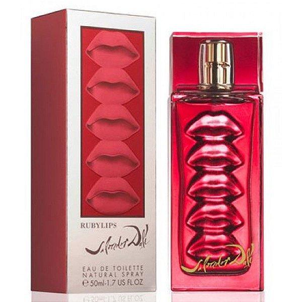 Perfume RubyLips Salvador Dali Feminino EDT 100 ml