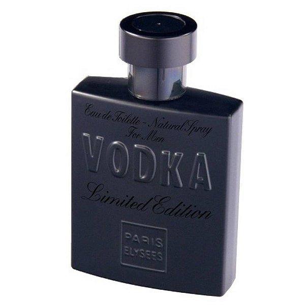 Perfume Paris Elysees Vodka Limited Edition Masculino EDT 100ML