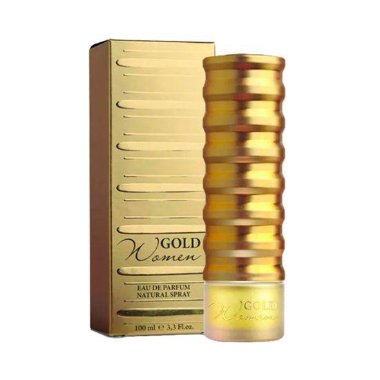Perfume New Brand Gold Feminino EDP 100ml