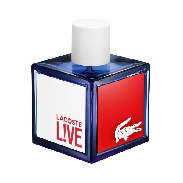 Perfume Lacoste Live Pour Homme Masculino EDT 100ML
