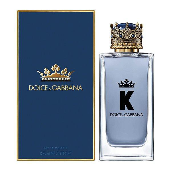 Perfume Dolce & Gabbana k Masculino EDT 100 ml