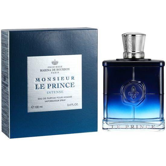 Perfume Marina de Bourbon Monsieur Le Prince Intense EDP 100ML