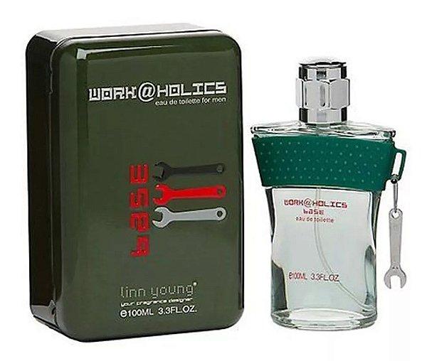 Perfume Linn Young Work Holics Base Masculino EDT 100ML