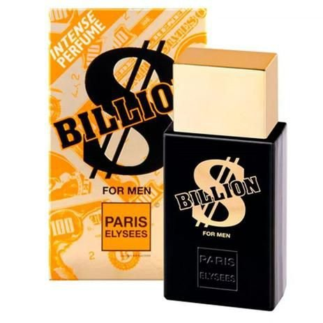 Perfume Paris Elysees Billion For Men Masculino EDT 100ml