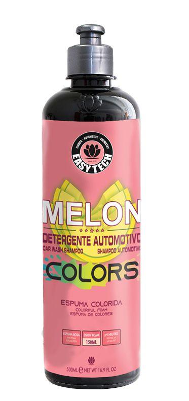 Lava Autos Melon Colors Pink 1:400 - Espuma Rosa 500ml - Easytech