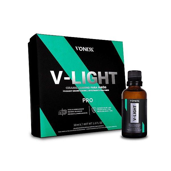 Revestimento Para Faróis V-Light Pro - 50ml - Vonixx