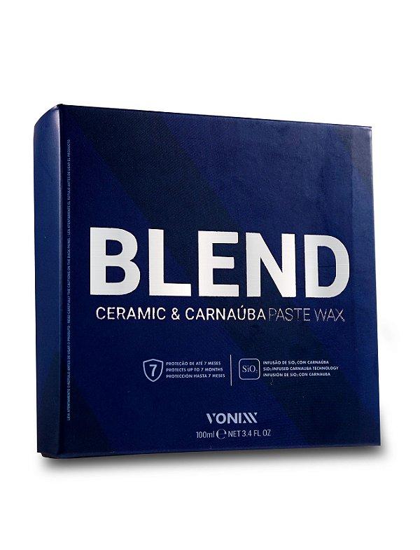 Vonixx Blend Carnaúba Sílica Paste Wax (100ml)