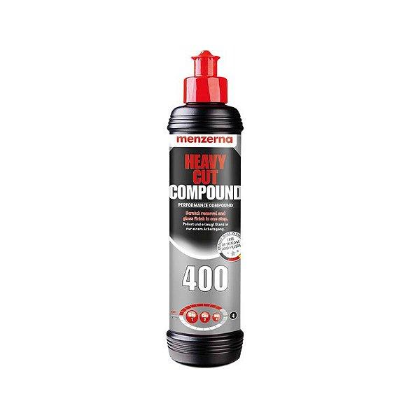FG400 Composto de Corte Pesado - 250ml - Menzerna