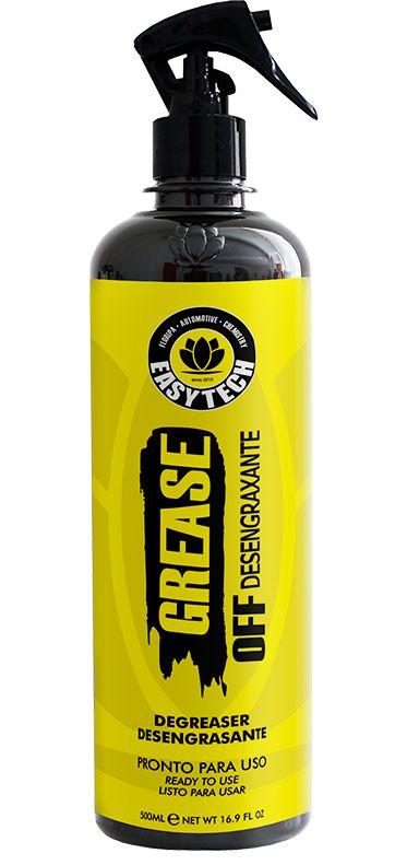 Grease Off Desengraxante de Limpeza Pesada 500ml - Easytech
