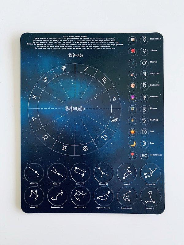 Imã - Mapa Astral