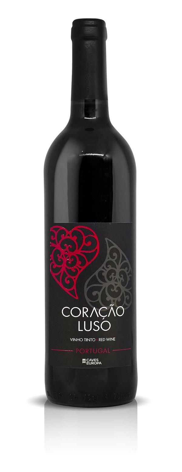 Coração Luso - Dão, Vinho Tinto Português