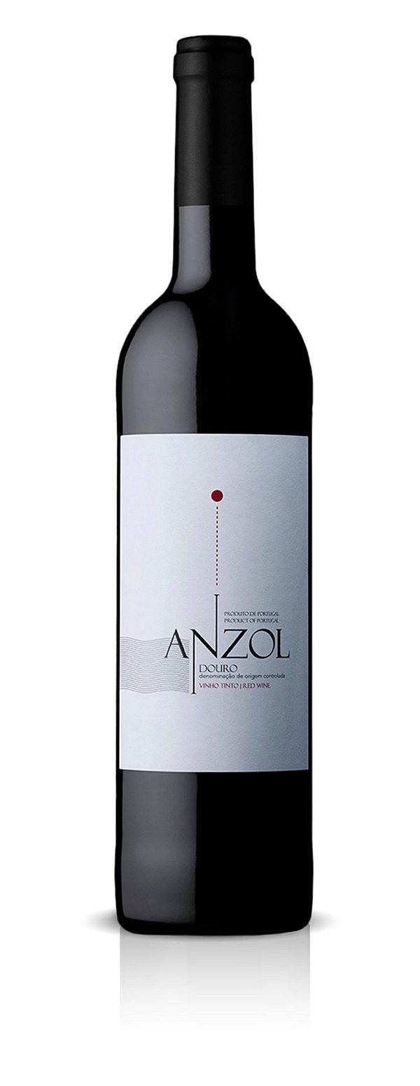 Anzol, Douro - Vinho tinto Português
