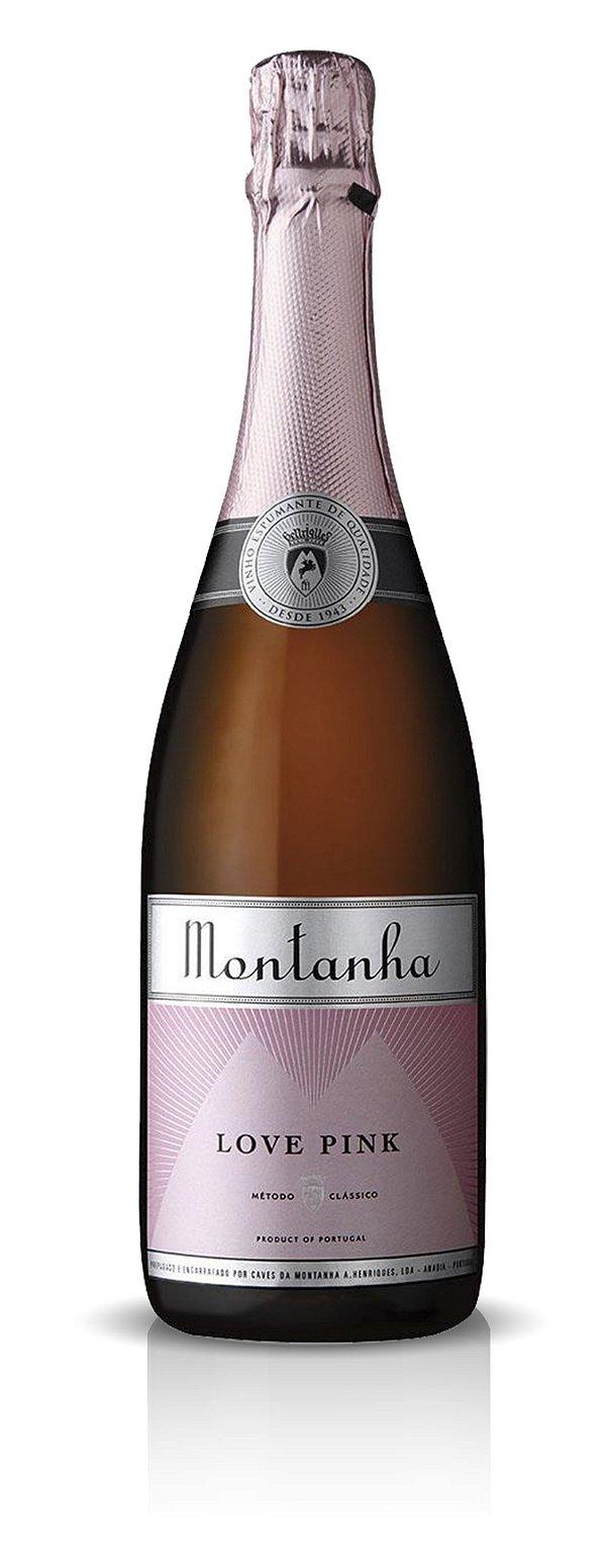 Espumante Love Pink - Bairrada, Rosé Brut