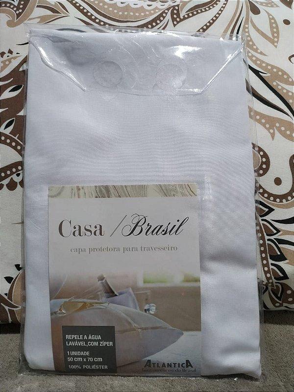 Capa Protetora de Travesseiro Impermeável