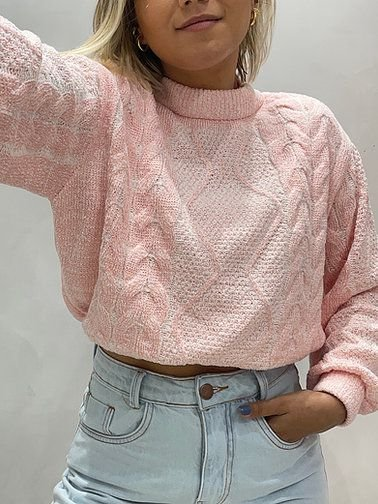 tricô júlia