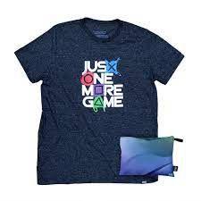 Camiseta Just Game Tamanho G- Zona