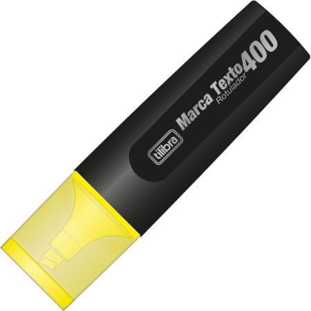 Marca Texto N/400 Amarelo - Tilibra