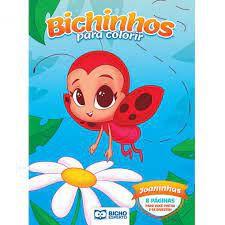 Colorir Bichinhos - Joaninhas - Bicho Esperto