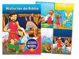 Aprender Brincando Historias Da Biblia - Bicho