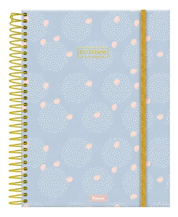 Agenda Planner 177x240 Up Town - Foroni