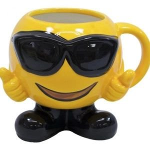 Caneca Emoji - Mileno