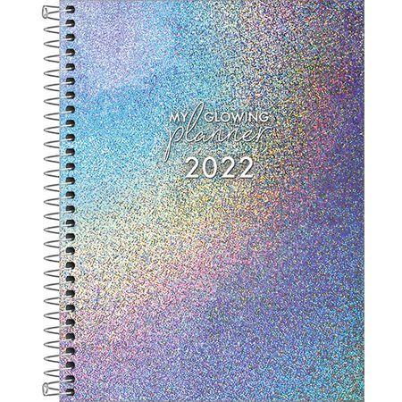 Agenda Esp M7 Planner Glow - Tilibra