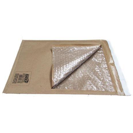 Envelope N°8 25cmx35cm Kraft Oficio Postbolh-radex