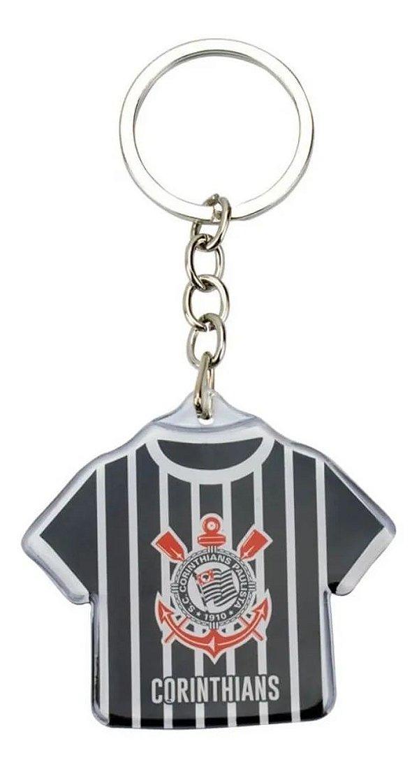 Chaveiro Camisa Corinthians - Mileno