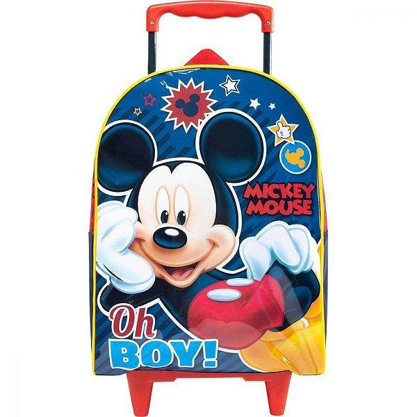 Mochilete 16 Mickey Oh Boy X1 - Xeryus