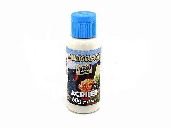MULTCOLAGE 60G TEXTIL - ACRILEX