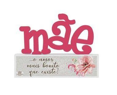Madeirinha - Mãe... o amor mais bonito que existe!