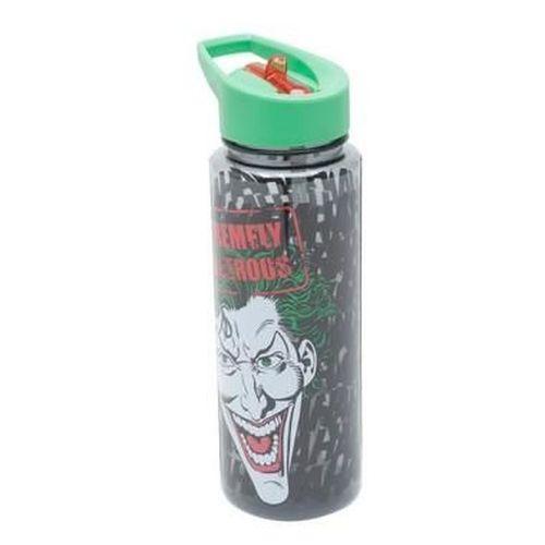 Squeeze Garrafa Plástica 600ml Coringa / Joker - DC Comics