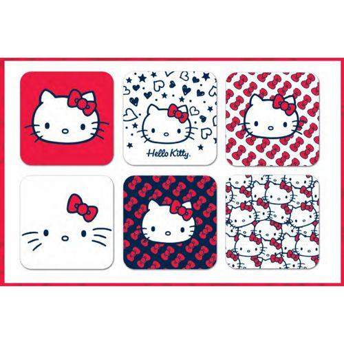 Porta Copos - Hello Kitty