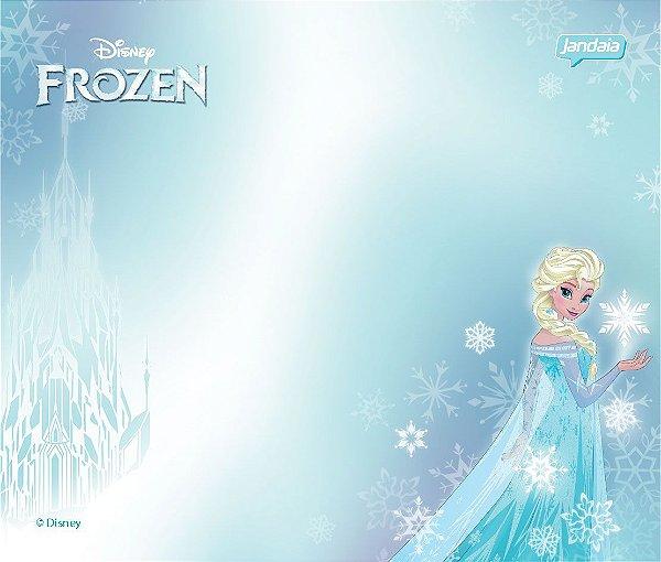 Frozen – Papel de Rascunho