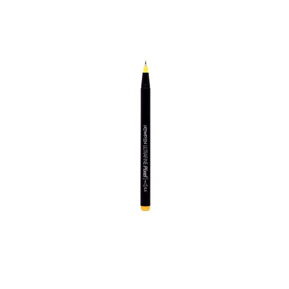 Caneta Marcador Ultrafine Hidrografico Pixel 0.05MM NewPen Amarelo Girassol