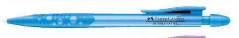Lapiseira 0.7 mm FABER CASTELL Bubble  Azul Pastel