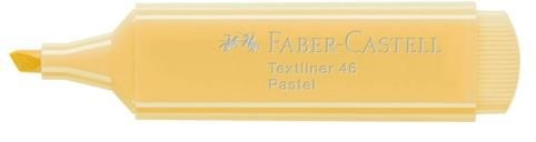Marcador FABER CASTELL Pastel Baunilha