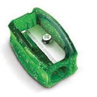 Apontador Sem Deposito Simples Glitz Verde