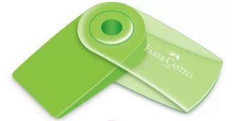 Borracha mini sleeve colors  Faber Castell