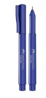 Caneta Hidrografica 0,4 P.fina Azul