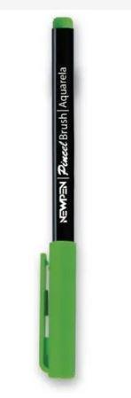 Brush Pen Verde Amazonas-  NewPen