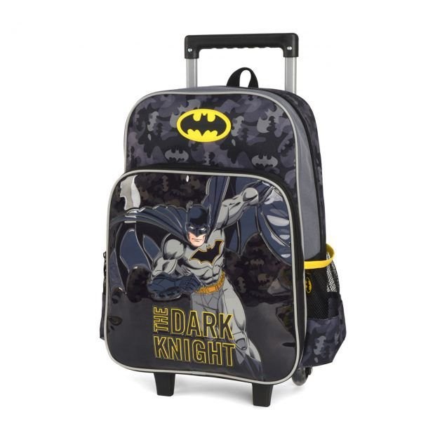MOCHILA COM RODA BATMAN – THE DARK KNIGHT