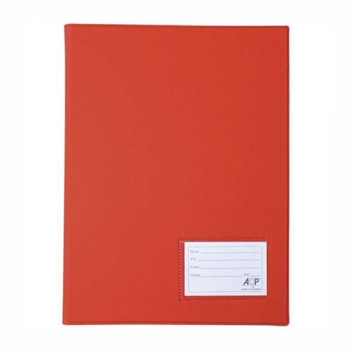 Pasta Catálogo com 50 Folhas Vermelha ACP